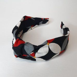 Top knot headband, Top cross knotted, Hairband Hai
